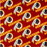 Washington Redskins NFL Fleece Fabric