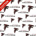 Atlanta Falcons NFL Cotton Fabric