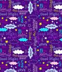 Good Night Sleep Tight Fleece Fabric