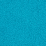 Turquoise Solid Anti-Pill Fleece Fabric