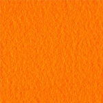 Orange Solid Anti-Pill Fleece Fabric